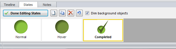 Edit the progress meter in Articulate Storyline