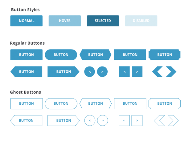 Button Template Kit v1 for Articulate Storyline